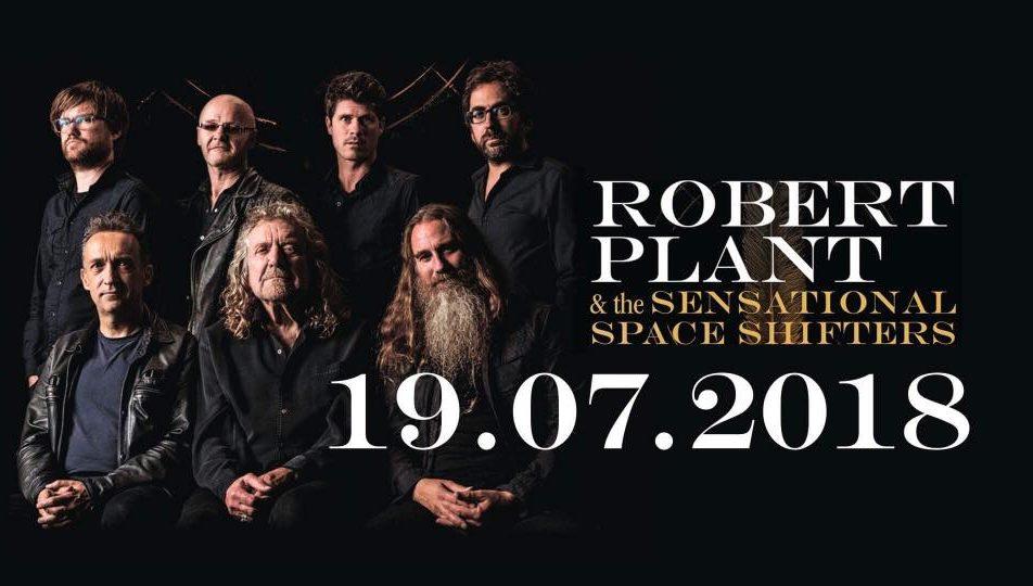 Black Sea Jazz Festival -ის  ფაგლებში  რობერტ პლანტი